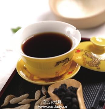 每天一杯养生茶之醒脑茶