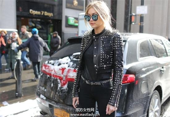 多毛雪地靴即将流行 2015秋季时尚趋势速报