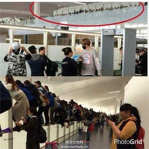 Super Junior粉丝太热情差点酿事故 利特很生气