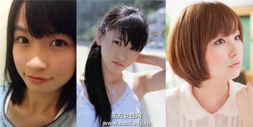 五位最适合短发的女明星 刚力彩芽酷呆了