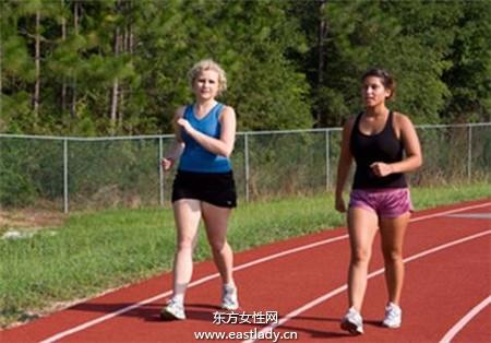 慢跑瘦身怕变萝卜腿 把握3个小技巧减肥兼瘦腿