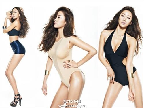 女明星私下的健康瘦身5大妙法