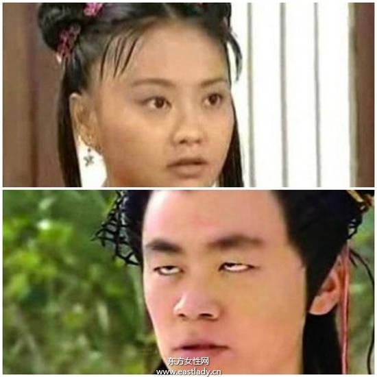 吴奇隆前妻马雅舒被曝整形前像王宝强