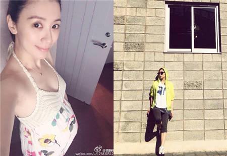 贾静雯靠 清淡饮食法  产后两个月曝瘦5公斤
