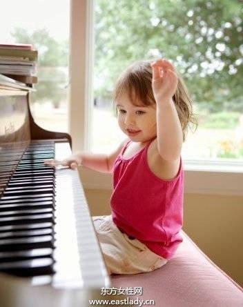 6岁前学音乐有助于提高幼儿智力