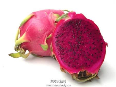 秋季吃火龙果 护肤又防癌_火龙果的功效与作用,火龙果怎么吃,孕妇能吃火龙果吗