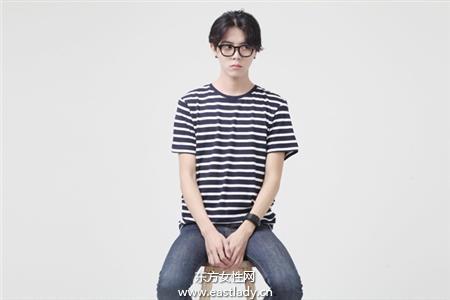 男模也流行瘦?韩超纤瘦病态系男模正流行