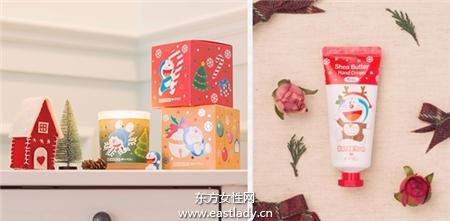 韩系彩妆推圣诞彩妆新品 看看有哪个适合你的