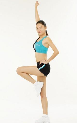 健身操,健身操塑造迷人的腿型