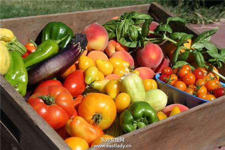 蔬果这样洗 好吃又卫生