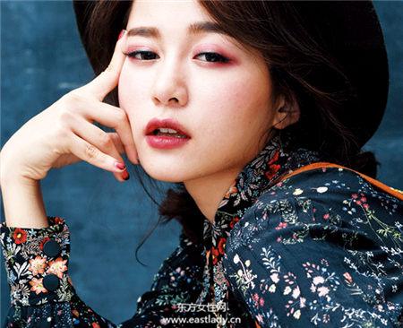 Y字眼线 韩女星都在画的2016大势眼线