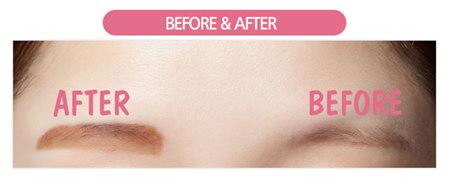 简单化妆小技巧 让眉妆更持久
