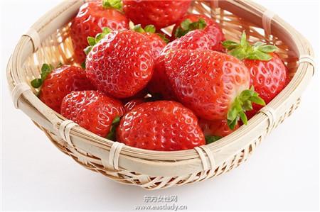 五种有助美容的养颜食物可常吃