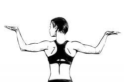 8个瑜伽减肥动作 让你轻松