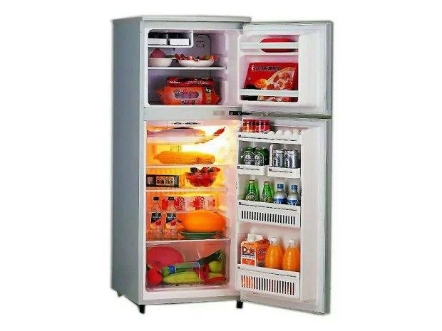 电冰箱冷藏室结冰