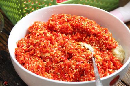 让菜品更加美味的调味料辣椒酱的做法大全你了解吗