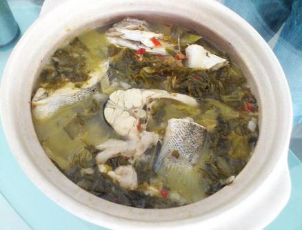 酸菜鱼的做法  这种做法你一定喜欢吃
