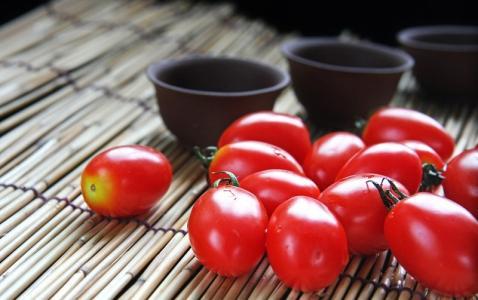 圣女果的营养价值以及圣女果功效有哪些?