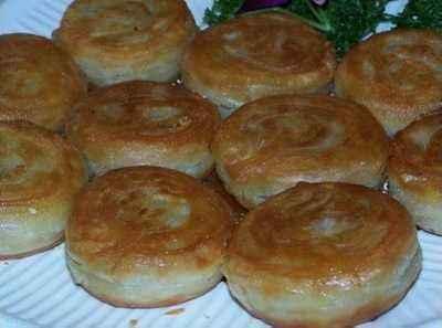 油酥饼的做法 2种详细的油酥饼制作步骤