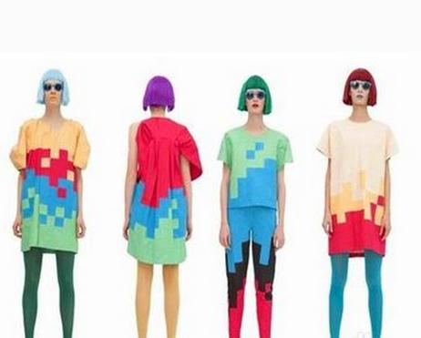 教你学会服装颜色搭配技巧和原理