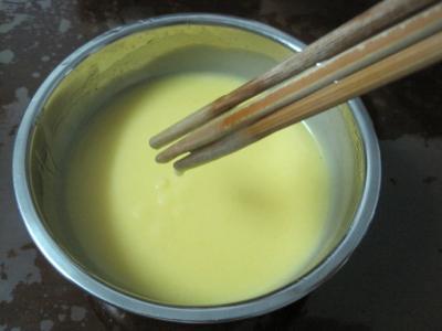 自制蛋黄酱   教你做口味清香爽口的蛋黄酱