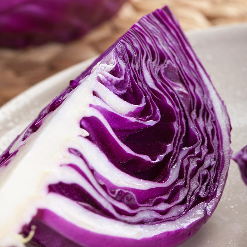 怎么利用紫甘蓝做出好吃的菜