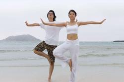 站立减肥法 无需剧烈运动消耗巧提高