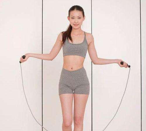 跳绳减肥吗 跳绳是非常有效的健身减肥运动