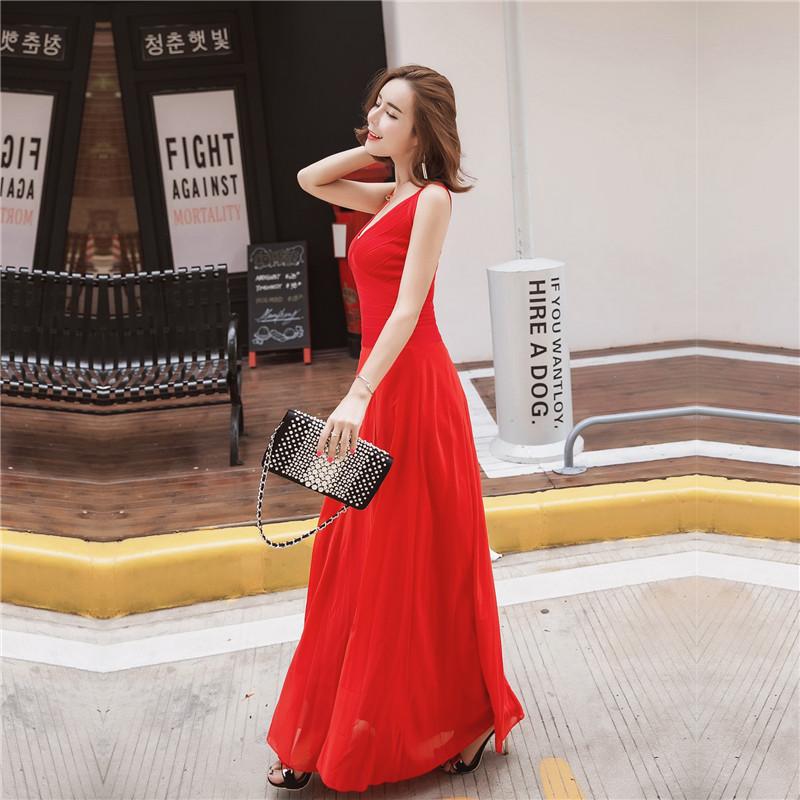 波西米亚半身长裙怎么搭配才好看