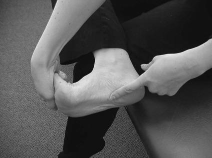 足跟痛的治疗偏方以及注意事项