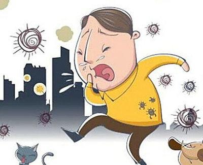咳嗽的原因 这原因导致咳嗽