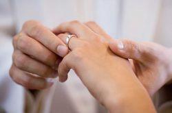 戒指的戴法--戒指戴在不