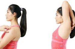 白领瑜伽瘦身法 减肥又减压