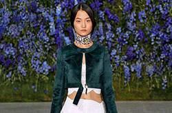 2016国际名模新人榜 16岁的她竟是唯一一张中国脸