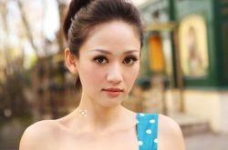 陈乔恩的家庭背景 童年曾受家暴