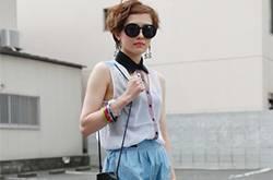 2013年5月24日日本时尚达人街拍秀