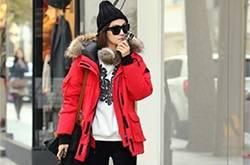 韩国2013年11月下旬街拍达人秀