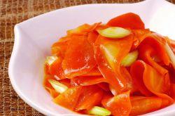 经期间能吃胡萝卜吗 胡萝卜怎么吃最有营养