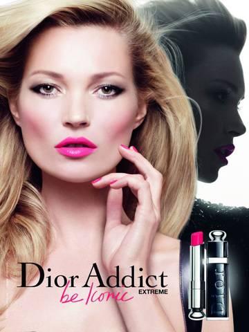女神必备彩妆单品 Dior全新魅惑唇膏