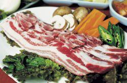 五花肉的家常做法 脂肪瘦肉交织吃不厌