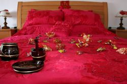 婚床布置习俗 惊人禁忌大揭秘