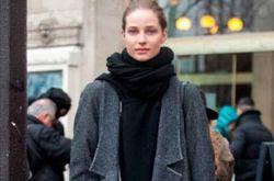 学欧美街拍达人穿衣技巧 这个冬天你也一样美