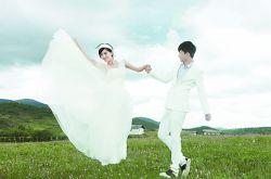 张杰谢娜结婚照曝光 揭张杰和谢娜怎么认识的