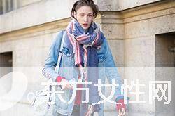 冬季牛仔外套搭配圣经 让你轻松驾驭时尚潮品