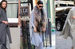 大衣怎么搭配好看 搭配阔腿裤原来可以这么潮