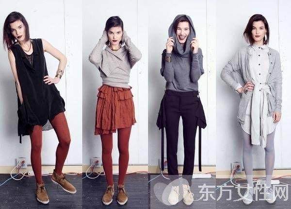 秋冬衣服怎么搭配更好看 完美搭配让你爱上这个季节