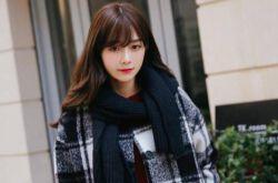 黑白格子大衣搭配什么围巾 大衣与围巾的最佳组合推荐