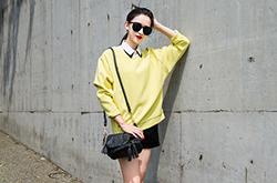 春季卫衣怎么搭配好看 几招式打造另类时尚