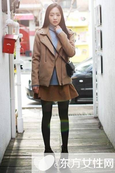 冬季时尚混搭最出众 让你成为街头的焦点