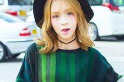 时尚韩版女装搭配示范 这么穿非常有韩范哦